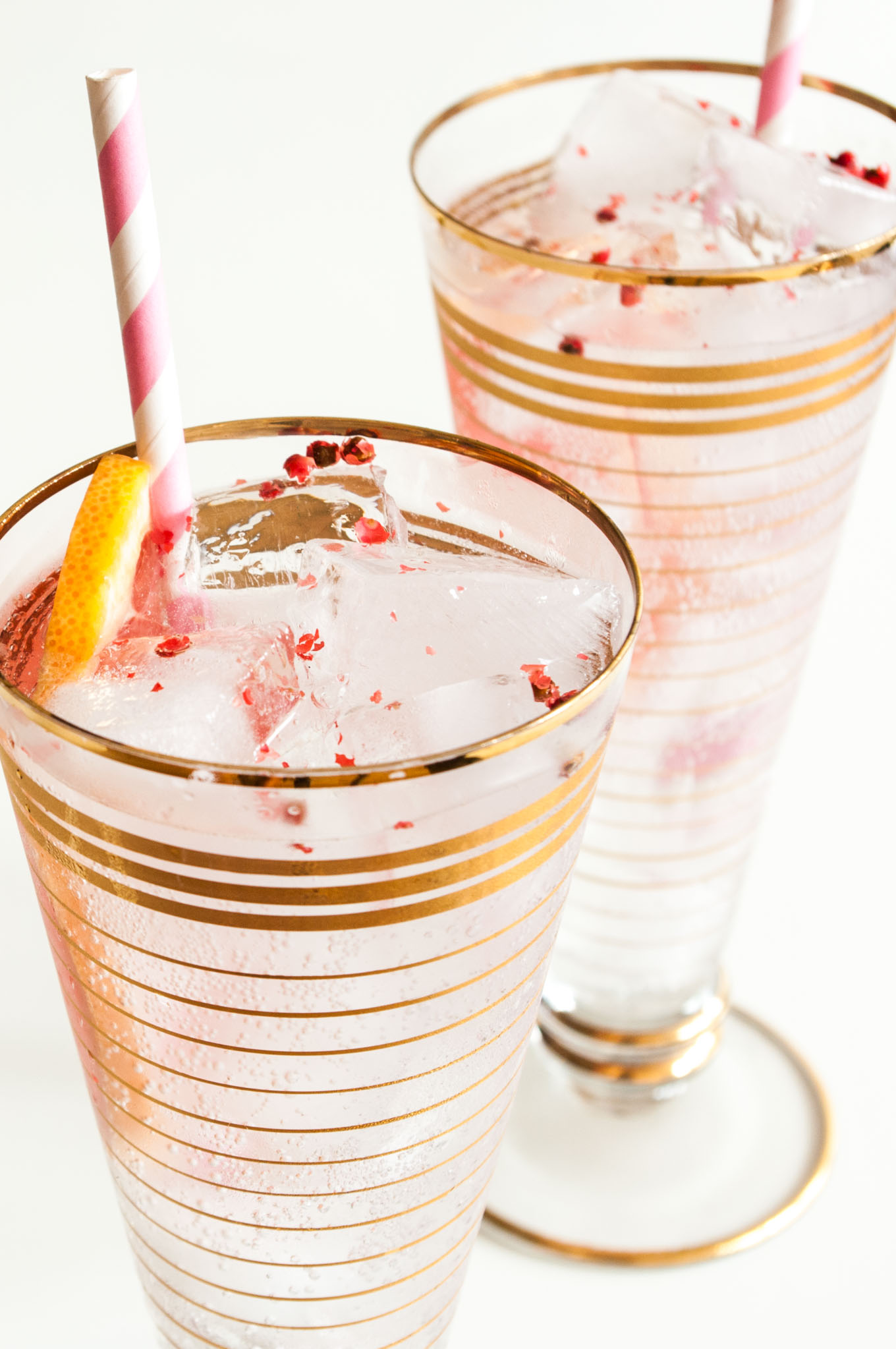 Pink Grapefruit Gin And Tonic Recipe recommend