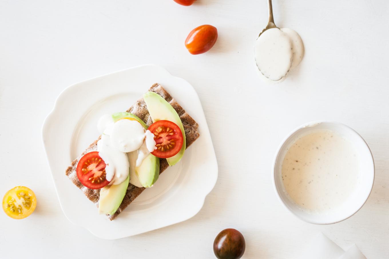 Greek Feta Dip with Yoghurt – This super healthy dip recipe blends ...