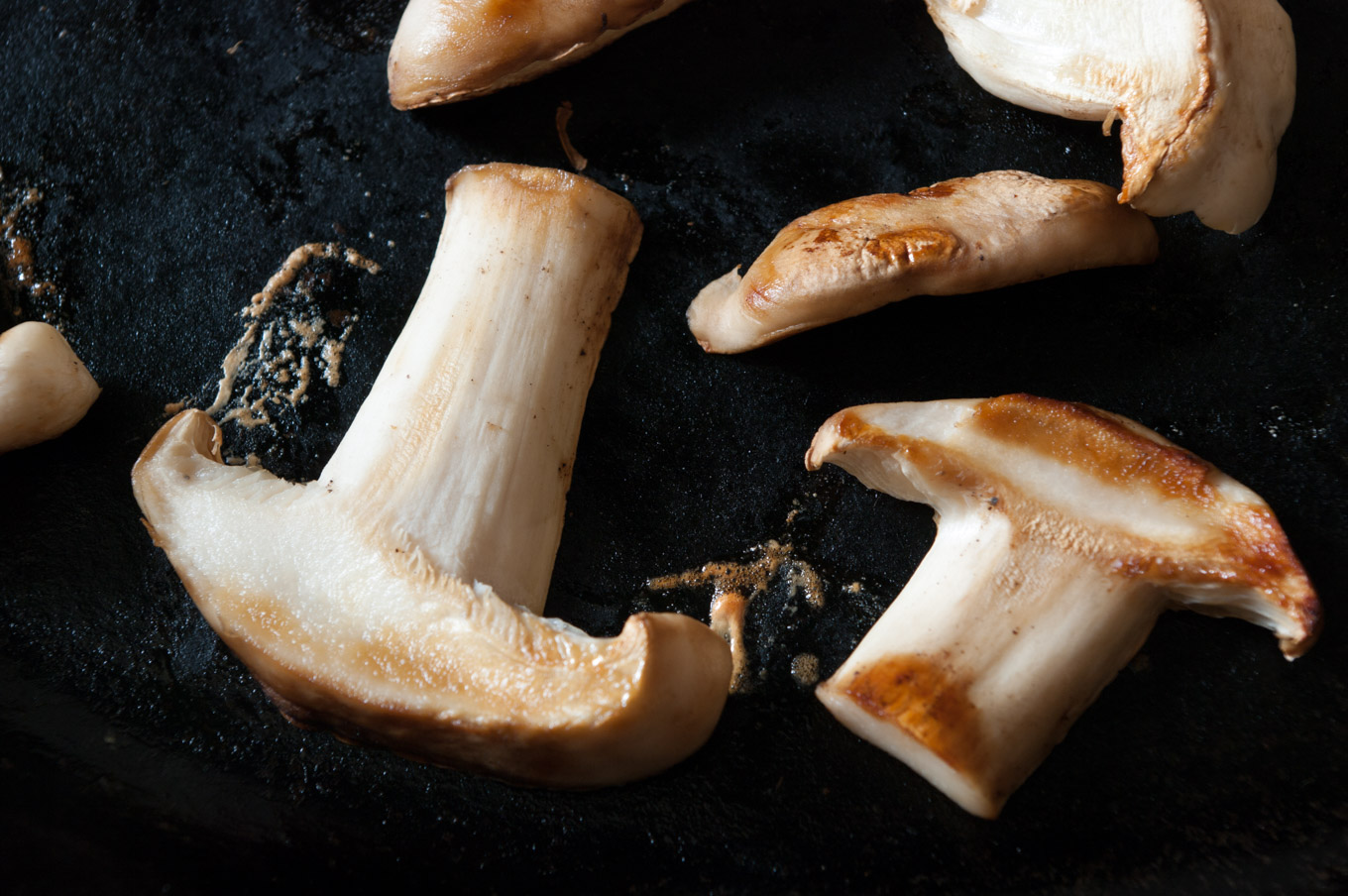 Preserving Wild Mushrooms Tutorial – This method for preserving wild mushrooms works well with most types of mushroom and ensures you always have a stock of gourmet, sautéed mushrooms in the freezer. By @deliciouscratch | deliciousfromscratch.com