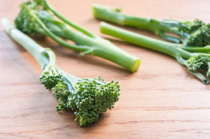 How to cook tenderstem