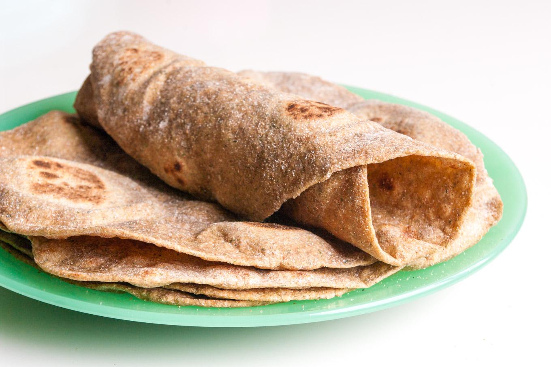 Flour Tortilla Recipe Using Food Processor