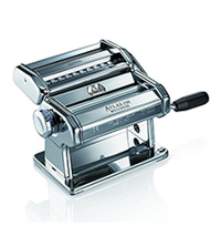 Best Pasta Machine - Marcato Atlas 150 Pasta Roller Chrome