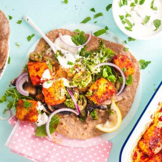 11 Best Halloumi Recipes – see this versatile cheese in a whole new light with these vegetarian halloumi recipes. From How to Cook Halloumi cookbook by Nancy Anne Harbord.