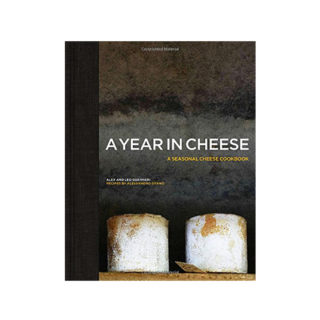 A Year in Cheese by Alex and Leo Guarneri