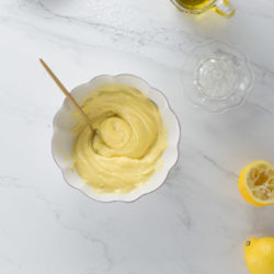 How to make your own aioli