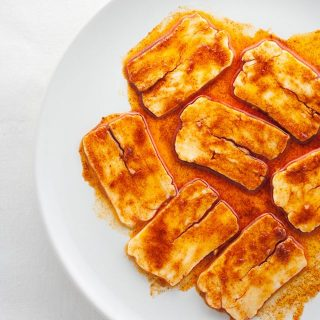 Have you tried halloumi 'bacon' yet?