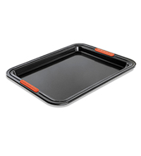 Best Cooking Sheet and Baking Tray - Le Creuset Toughened Non-Stick Swiss Roll Baking Tray