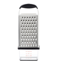 Best Grater - Oxo Good Grips Grater with Storage Box