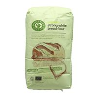 High protein white flour, great for pizza and pasta dough.